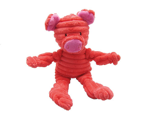 Pawz to Clawz Knot-Ease Pig Sml