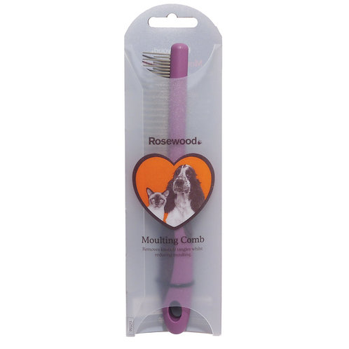 Salon Grooming Moulting Comb