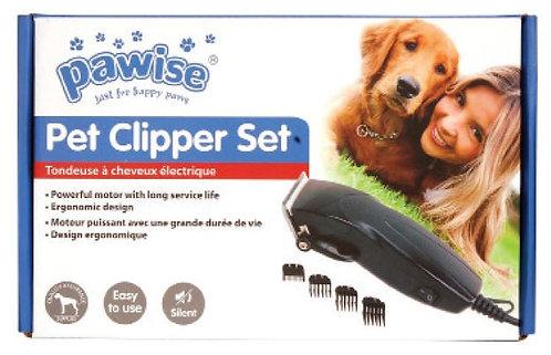 PET CLIPPER SET (OIL,BRUSHES)