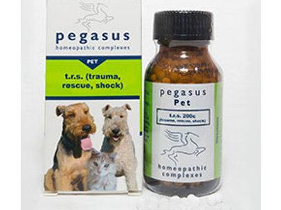 Pegasus Homeopathics Trauma, Rescue, Shock (trs) 200c