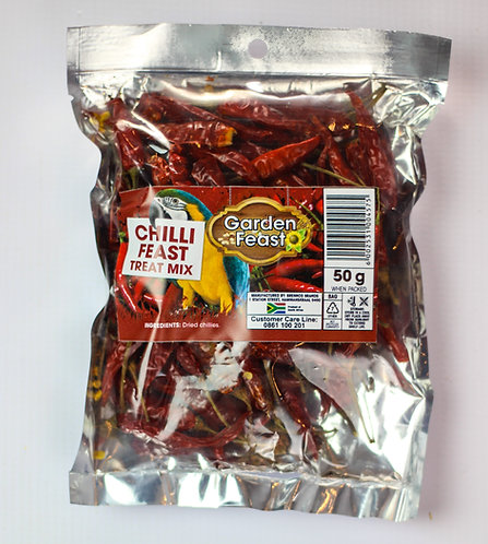 CHILLI FEAST TREAT 50g (50gx10)