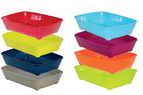 Arist-o-Tray Large (New Colours)Blueberry, Hot Pink, Lemon Yellow,Warm Grey