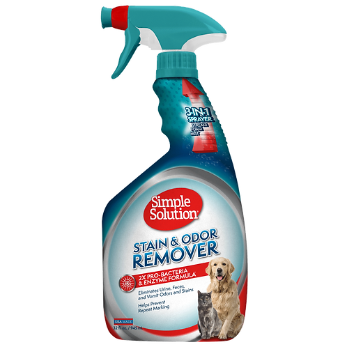 STAIN & ODOUR REMOVER DOG 750ML