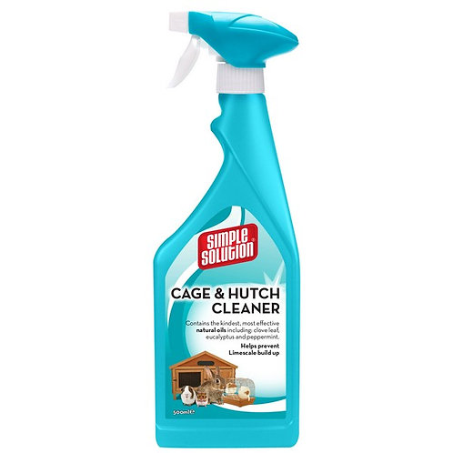 CAGE AND HUTCH CLEANER 500ML