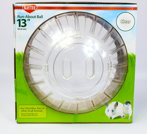 RUN-ABOUT BALL CLEAR (13 inch)