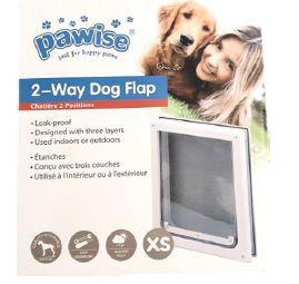 2-WAY DOG DOOR