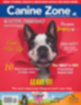 CANINE ZONE 2019 December Front Cover (1