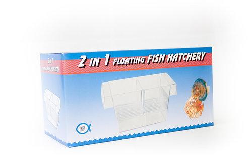 2-IN-1 FISH HATCHERY
