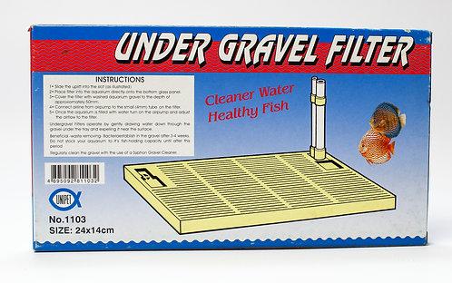 UNDER GRAVEL FILTER