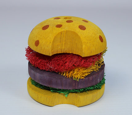 COMBO TOY CRISPY & WOOD HAMBURGER