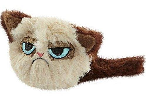 Fluffy Grumpy Cat