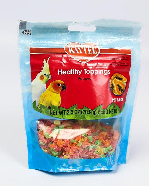 HEALTHY TOPPINGS PAPAYA 70gm