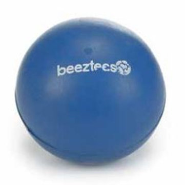 Rubber Ball Small Blue