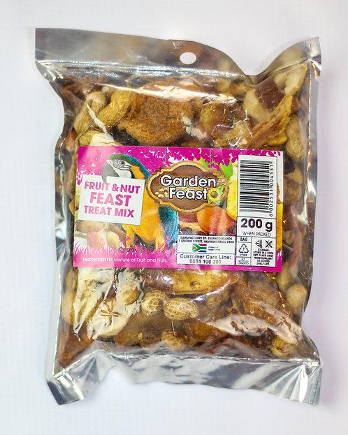 FRUIT & NUT FEAST TREAT 200g (200gx5)