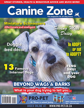 CANINE ZONE 2020 October Front Cover.jpg