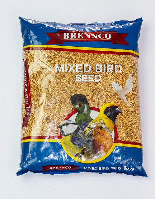 BRENNCO MIXED BIRD SEED 1kg