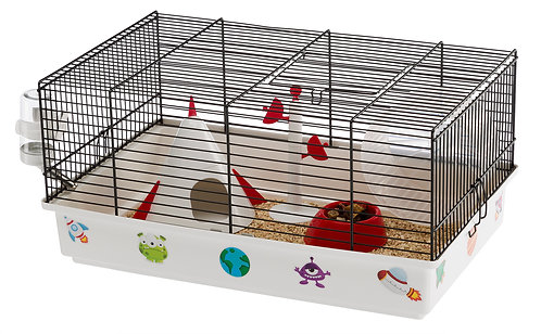 CRICETI 9 SPACE HAMSTER HOME