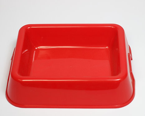 OBLONG PET DISH 270MMX215MM