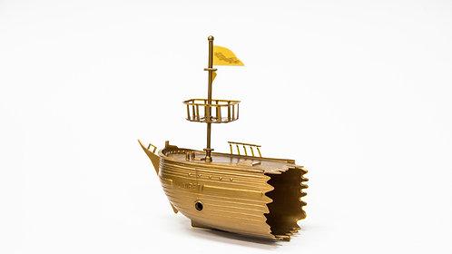 HALF SHIPWRECK