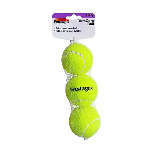 Petstages Duracore Ball 3pk