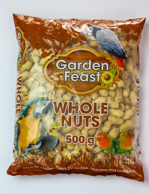 GF WHOLE NUTS
