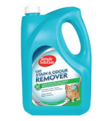 STAIN & ODOUR REMOVER CAT 4LT