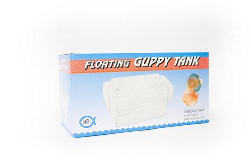FLOATING GUPPY TANK