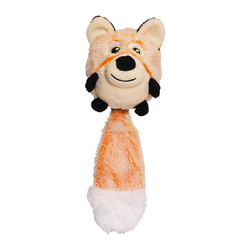 Jolly Doggy Multi-Activity Squeak Switch Fox