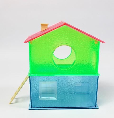 2 Storey Hamster house