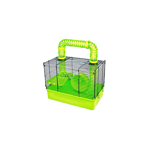 HAPPY TIME HAMSTER CAGE 39x24x44cm