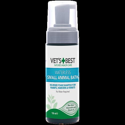 VETS BEST WATERLESS SMALL ANIMAL BATH 150ml