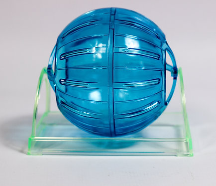 HAMSTER EXERCISE BALL ON STAND mini