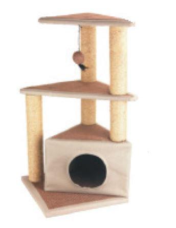 CAT FURNITURE - CAT'S DEN 40x40x84