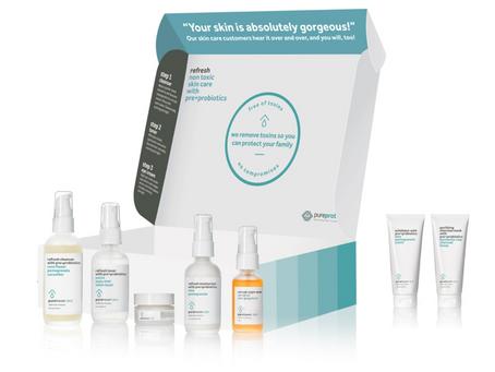 Non Toxic Skin Care Bundle with Pre+Probiotics