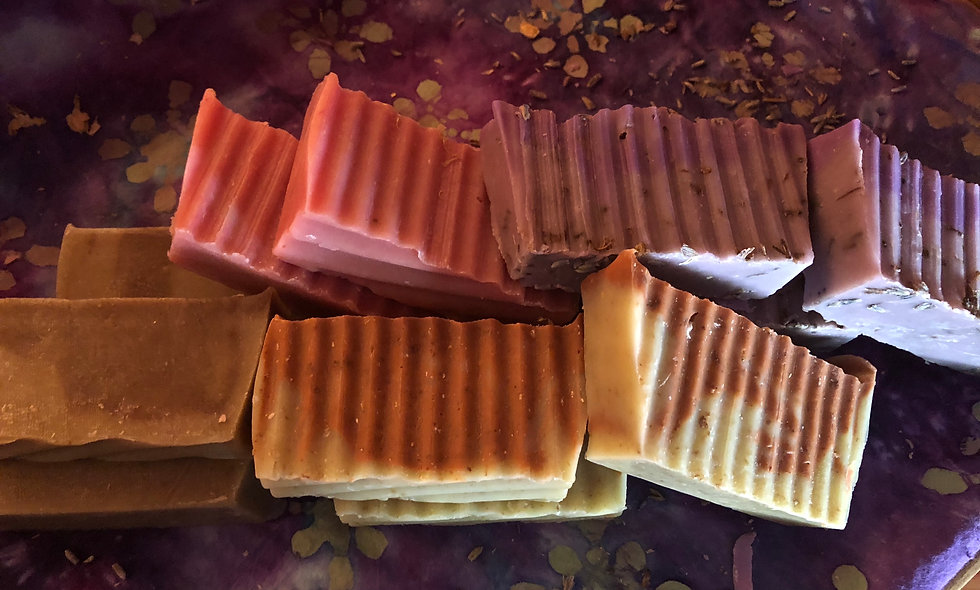 Nourishing Hemp Soap