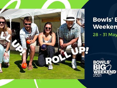 Bowls Big Weekend 2021