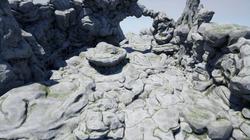 Sculpted Rocks Pack