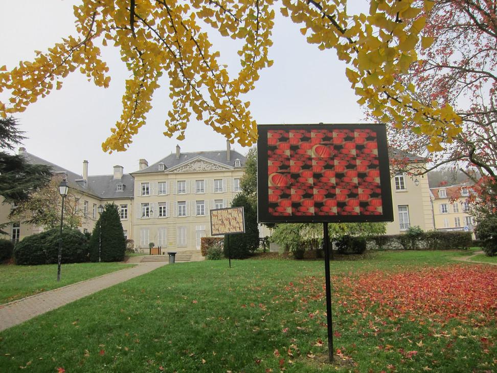 Exposition Jardin de la Mairie de Palaiseau