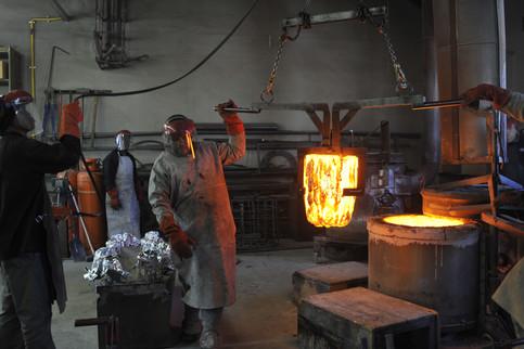 Workhorse Foundry, Johannesburg, SA