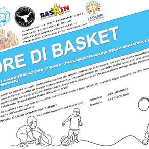 6 ore di Basket - Amici della Pediatria