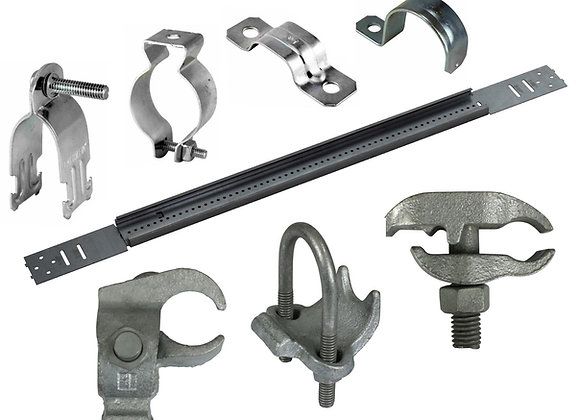 Hangers Clamps & Support