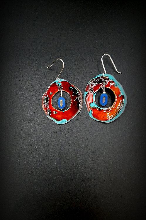 Mai Tai Summer Earrings
