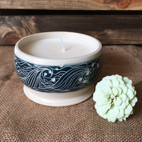 Soy Wax Candle - Ocean Waves