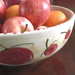 Big Happy Fruit Bowl