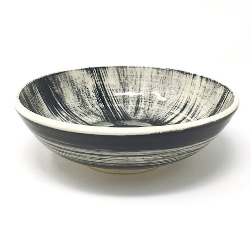 Black & White Aura Bowl