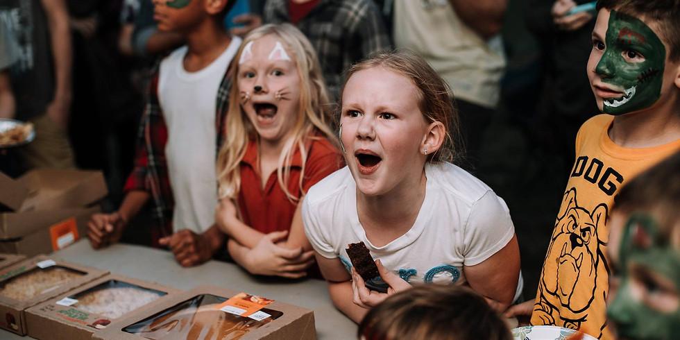 Kids'Connection Volunteer Kickoff