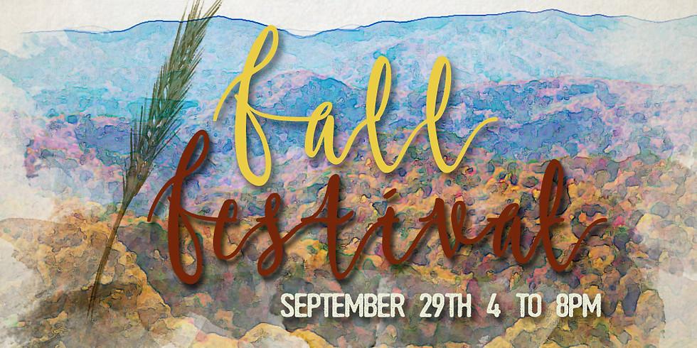MtnVu Fall Festival