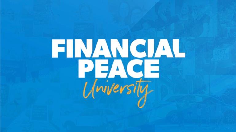 Financial Peace University: Week Eight