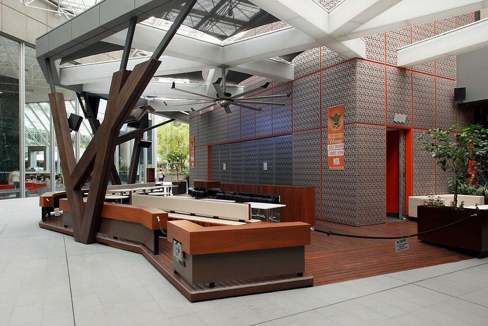 The Deck Cafe Central Park