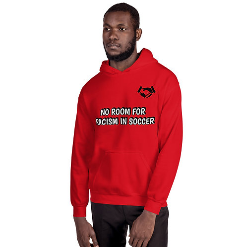 No To Racism Hoodie